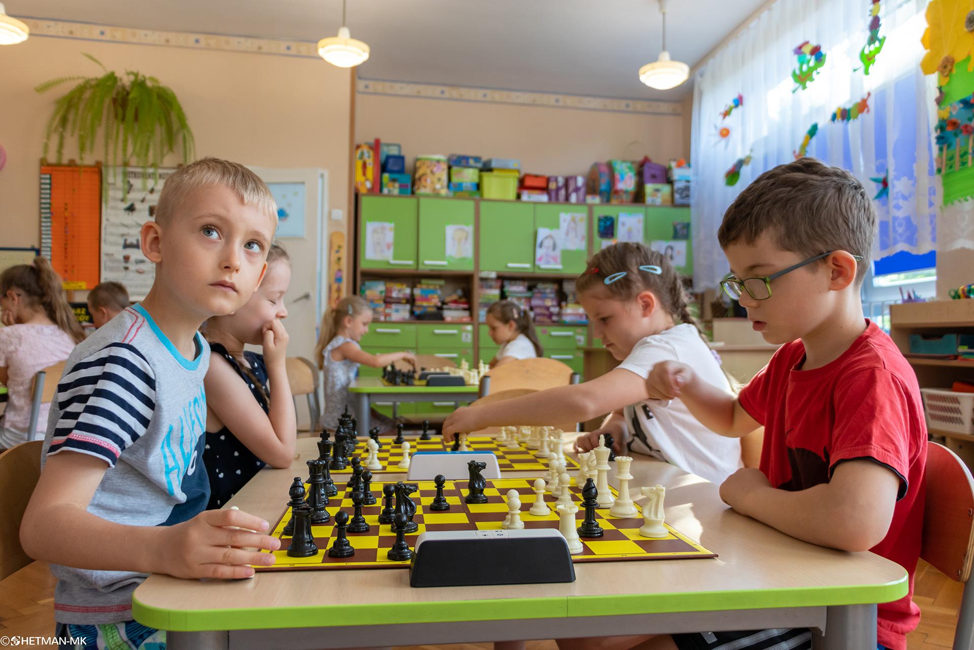 VI Turniej Szachowy o Mistrzostwo Przedszkola Miejskiego Nr 14, Świdnica, 06.06.2019