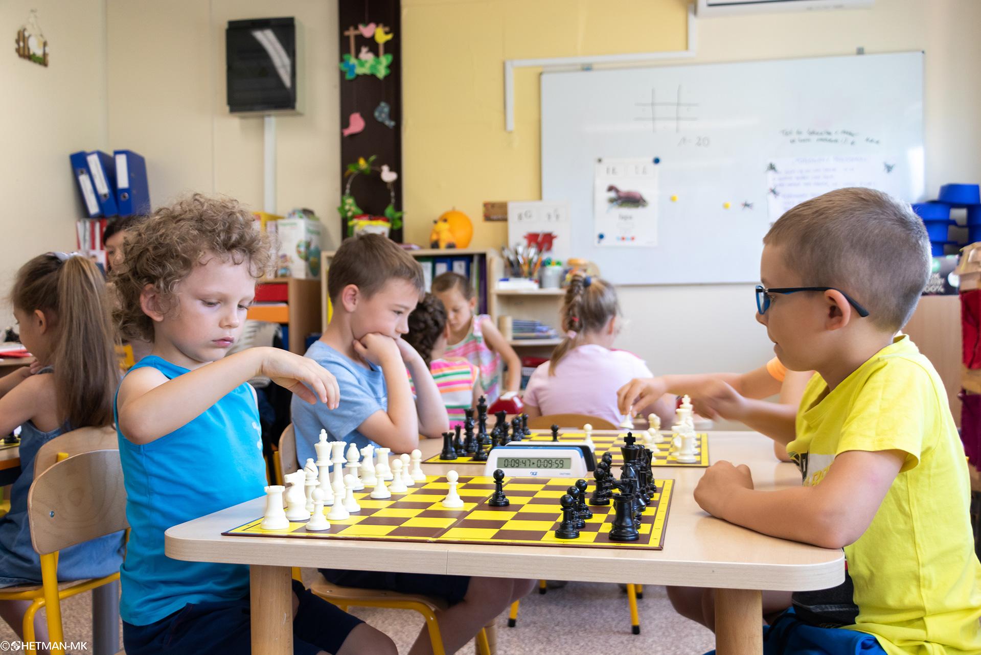 VII Szachowe Mistrzostwa Przedszkola Frajda, Świdnica, 05.06.2019