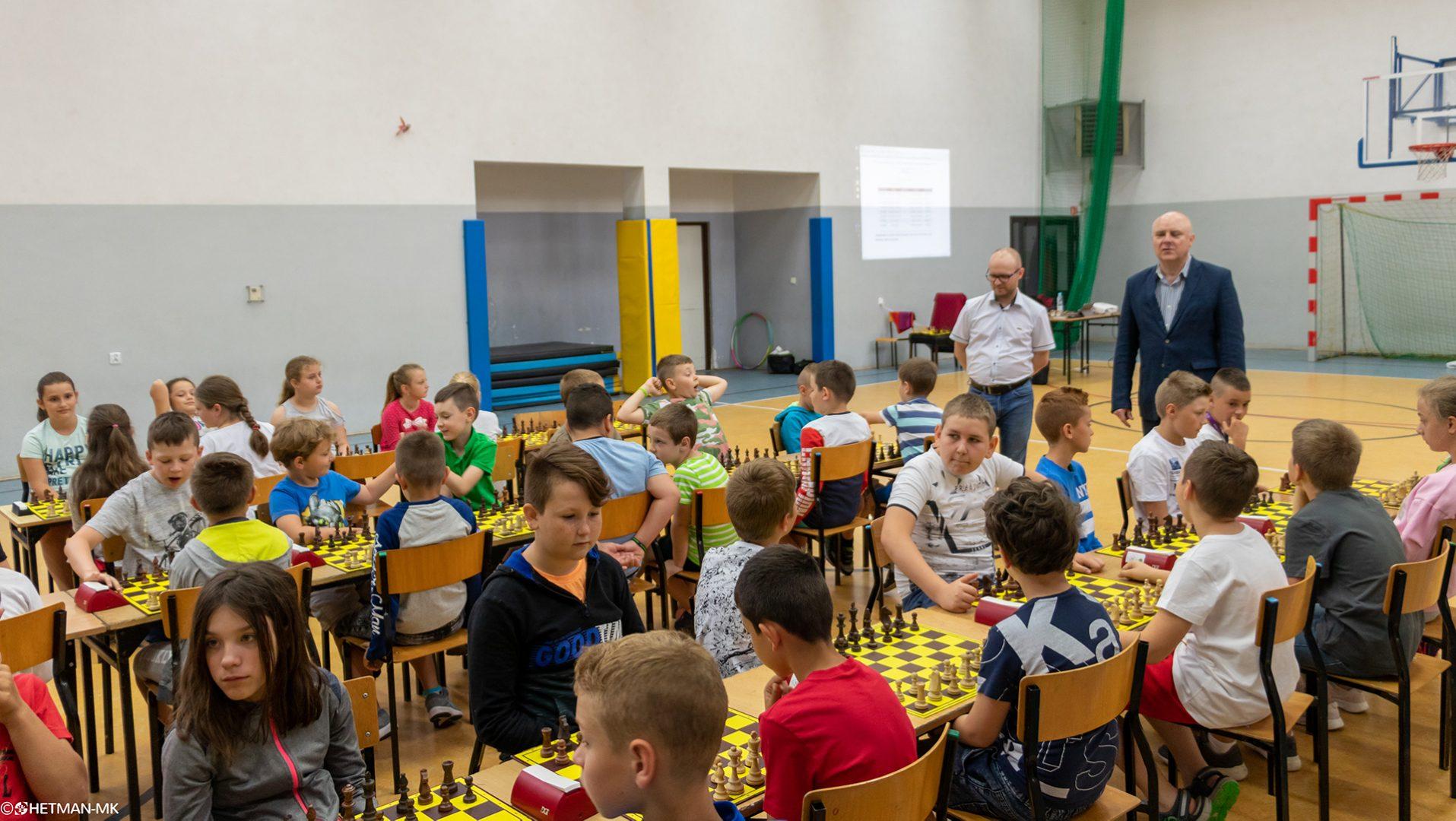 VII Szachowe Mistrzostwa Szkoły Podstawowej w Jaworzynie Śląskiej, 13.06.2019