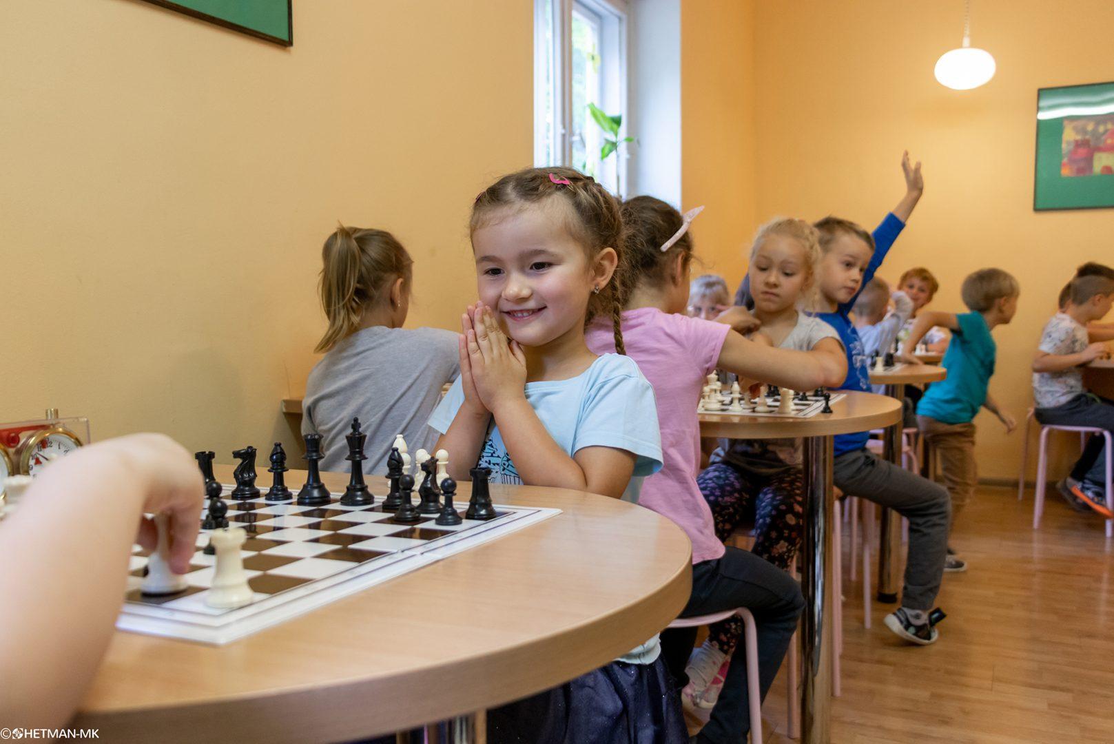 VIII Szachowe Mistrzostwa Społecznego Przedszkola Akademia Przedszkolaka, Świdnica, 14.06.2018