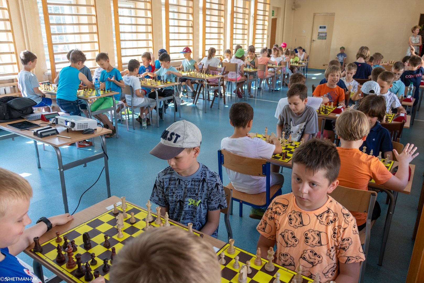VIII Szachowe Mistrzostwa Szkoły Społecznej, Świdnica, 11.06.2019