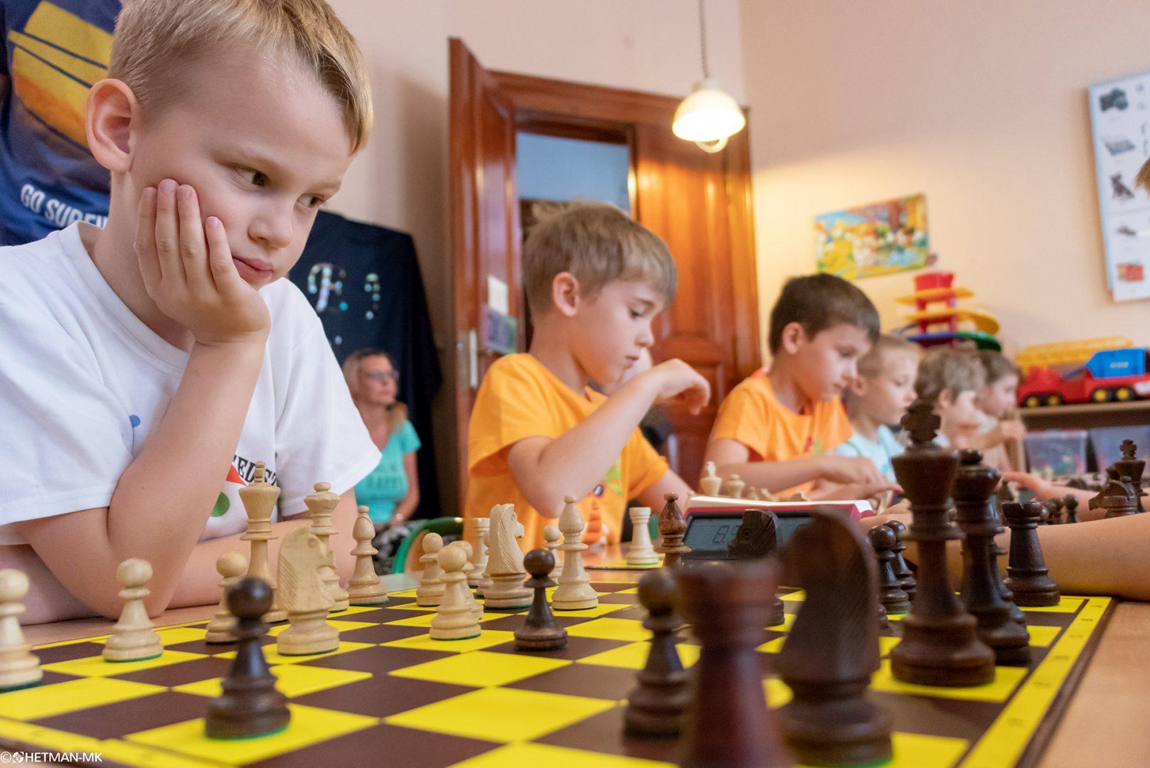VIII Turniej Szachowy Przedszkolaków o Mistrzostwo Świdnicy, 18.06.2018