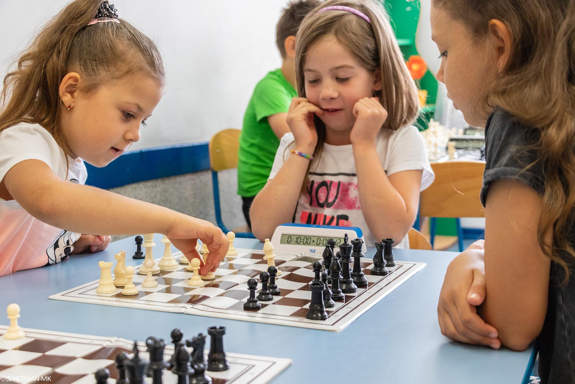 VIII Turniej Szachowy o Mistrzostwo Przedszkola Wesoła Piątka, Świdnica, 15.06.2018